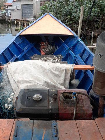 Bote barco de pesca - Foto 2