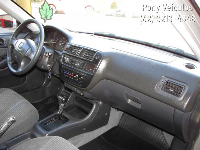Honda Civic Sedan LX 1.6 16V Aut. 4p - Foto 6