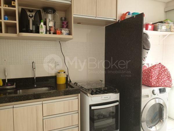 Apartamento com 3 quartos no Residencial Visage Oeste - Bairro Setor Oeste em Goiânia - Foto 6
