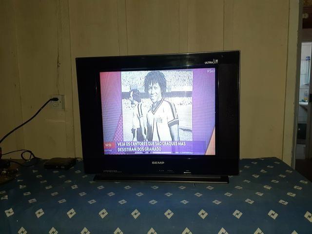 TV, C/garantia, aceitocartão, entrego - Foto 2