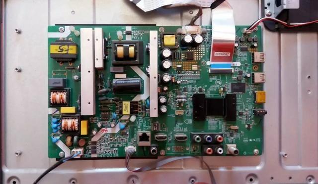 """Placa Principal e acessórios Smart TV Samsung 40"""" UN40J5200AG"""