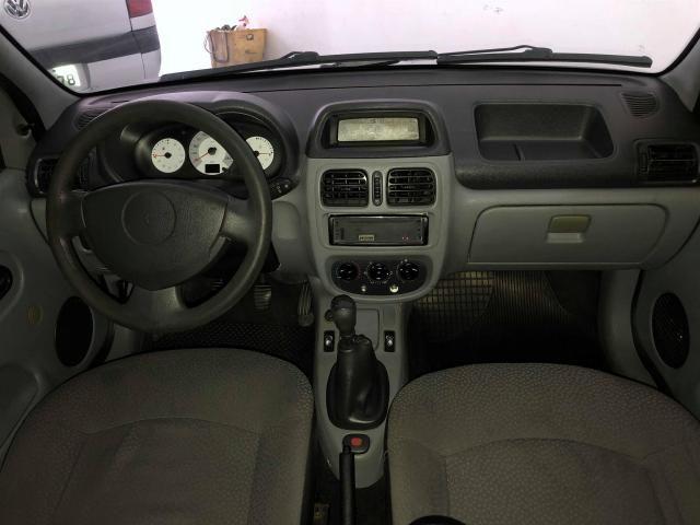 CLIO 2009/2010 1.0 CAMPUS 16V FLEX 4P MANUAL - Foto 8