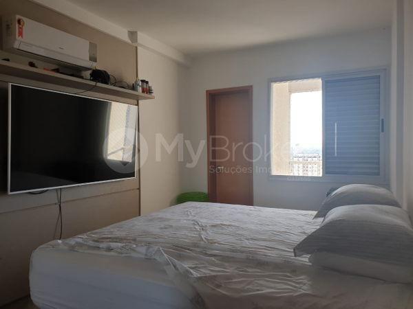 Apartamento com 3 quartos no Residencial Visage Oeste - Bairro Setor Oeste em Goiânia - Foto 15