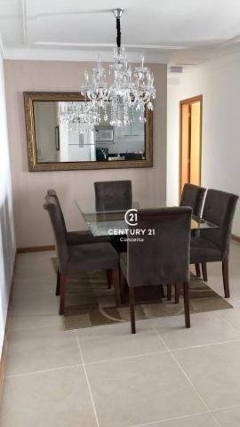 Apartamento com 3 dormitórios à venda, 104 m² por R$ 650.000,00 - Abraão - Florianópolis/S - Foto 8