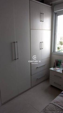 Apartamento com 3 dormitórios à venda, 104 m² por R$ 650.000,00 - Abraão - Florianópolis/S - Foto 16