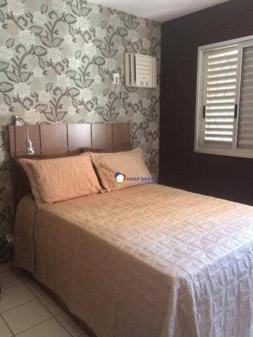Apartamento com 3 dormitórios à venda, 81 m² por R$ 305.000,00 - Cidade Jardim - Goiânia/G - Foto 5