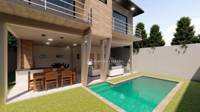 Casa com 3 dormitórios à venda, - Foto 3