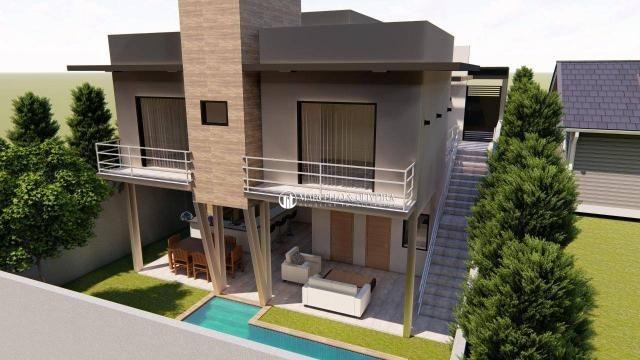 Casa com 3 dormitórios à venda, - Foto 2