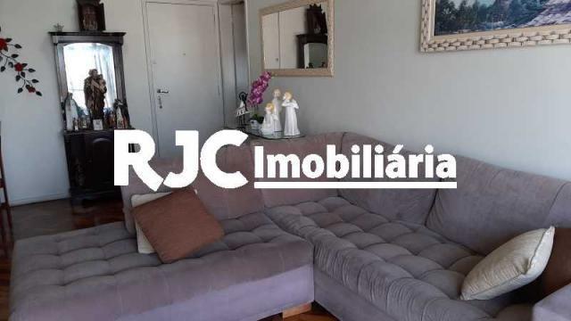 Apartamento à venda com 3 dormitórios em Tijuca, Rio de janeiro cod:MBAP33223 - Foto 4