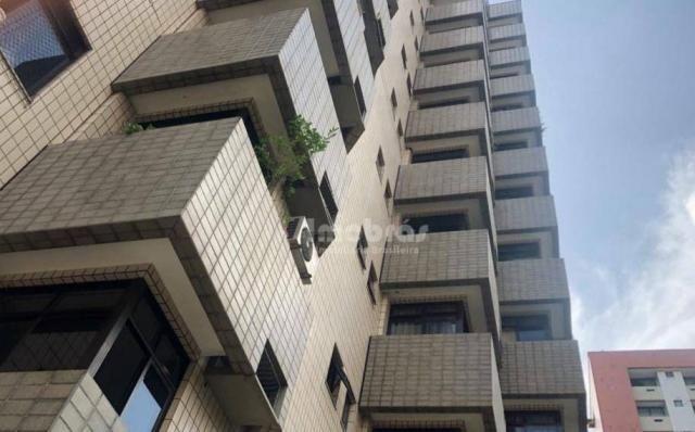Condomíno Jotamim, Apartamento com 3 dormitórios à venda, 230 m² por R$ 790.000 - Meireles - Foto 4