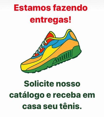 Tênis Nike Branco - Diversos modelos - Foto 2