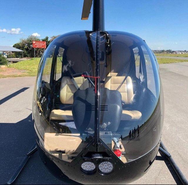 Robinson 44, Consórcio Para Helicóptero - Foto 5
