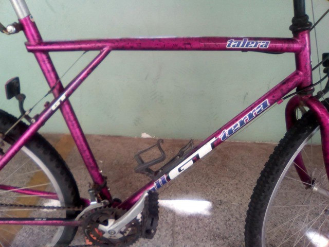 Bicicleta GT Talera All GT Terra aro 26 excelente estado 1995 - Foto 4