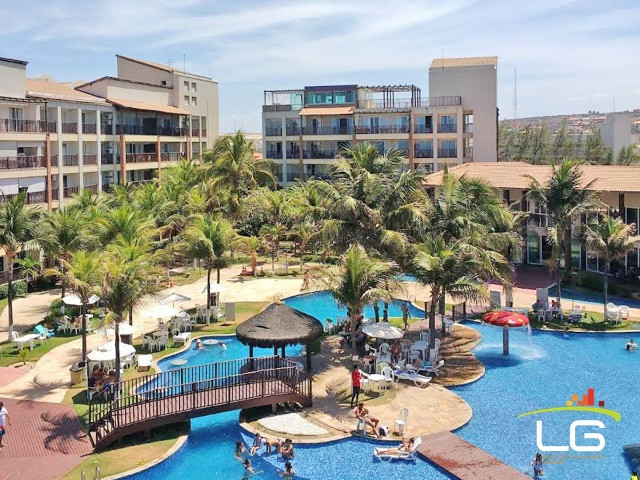 Apartamento 4 Quartos e Vista Mar na Praia do Beach Park - Foto 13