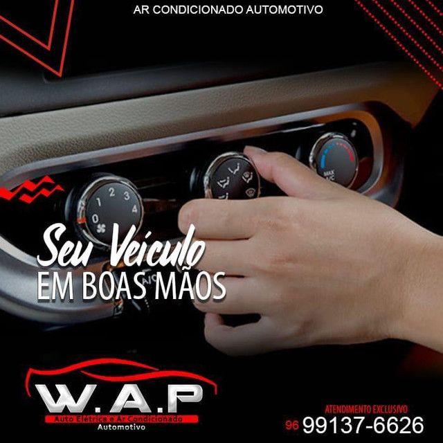 W.A.P refrigeração automotiva