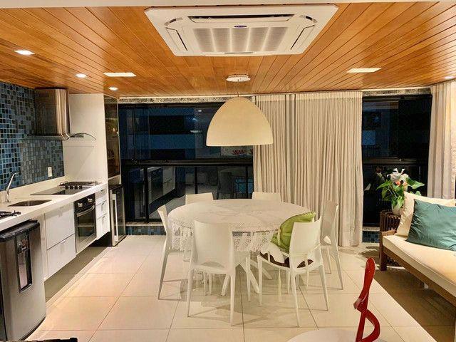 Apartamento Alto Padrão, 218m2. Na 1º quadra da praia.! - Foto 5