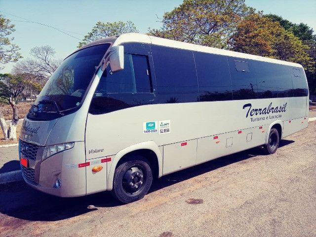 Volare W9 - Marcopolo Ônibus Van