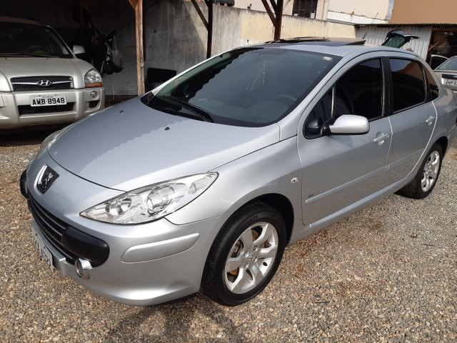 Peugeot 307 precense Pack 1.6 com Teto