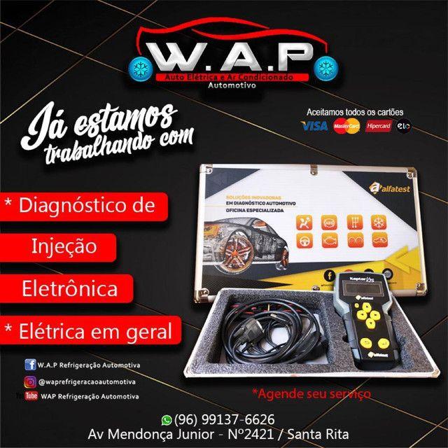 W.A.P refrigeração automotiva - Foto 4