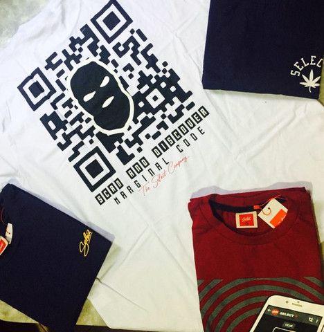 Camisetas Select - Foto 2