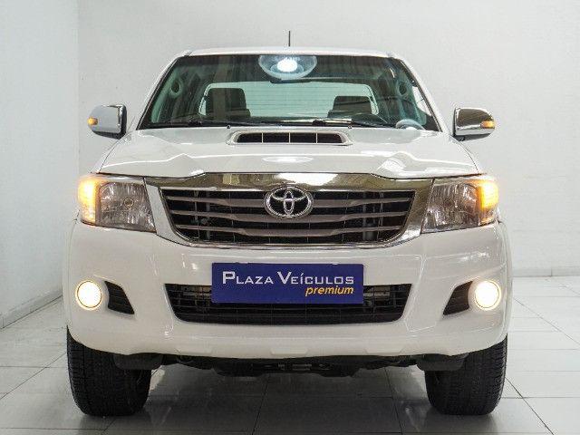 Toyota Hilux 3.0 SRV Turbo Diesel 4x4 Aut 2014 apenas 80.000 KM rodados - Foto 2