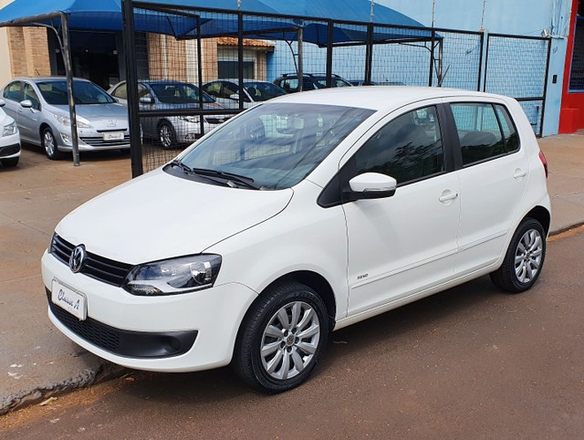Volkswagen Fox 1.6 Imotion 2014