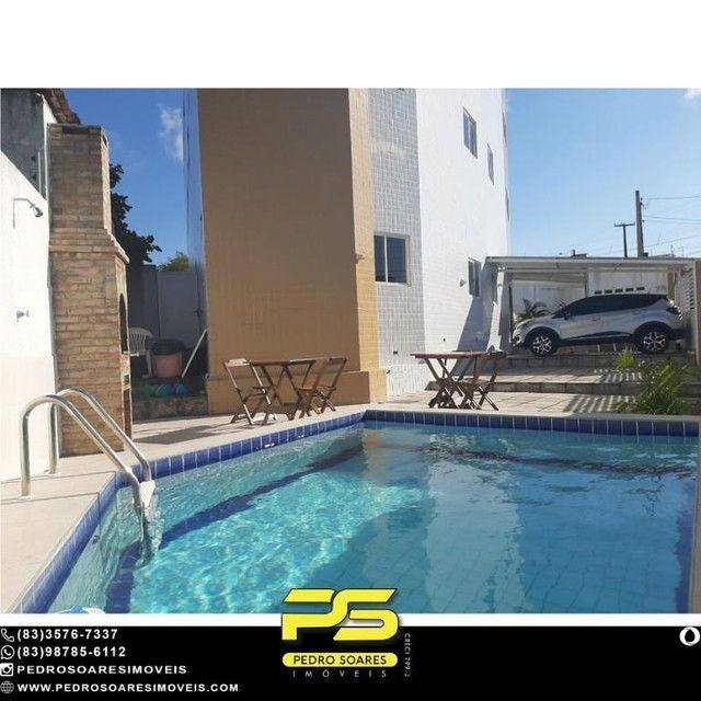 Apartamento com 2 dormitórios à venda, 66 m² por R$ 178.000 - Castelo Branco - João Pessoa - Foto 2