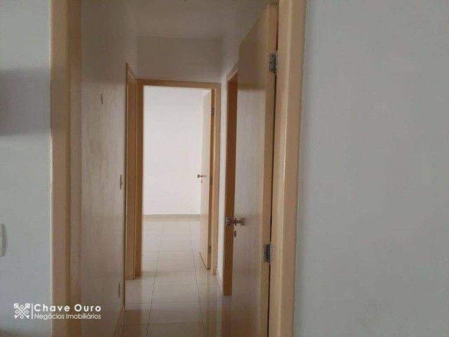 Apartamento com 2 dormitórios para alugar, 95 m² por R$ 1.100,00/mês - Centro - Cascavel/P - Foto 5