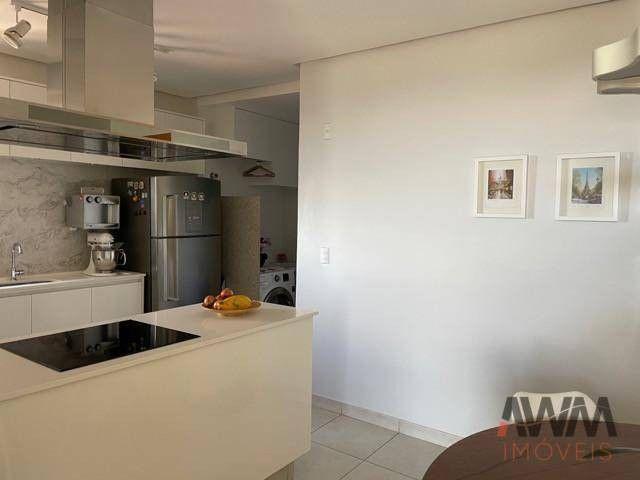 Apartamento com 2 dormitórios à venda, 64 m² por R$ 330.000,00 - Setor Leste Vila Nova - G - Foto 3