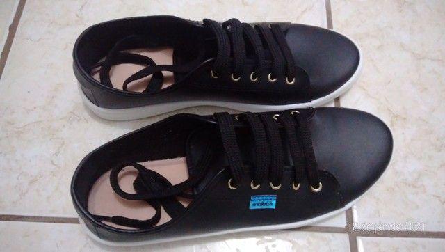 01 Sapatos seminovos N° 36 - Foto 3