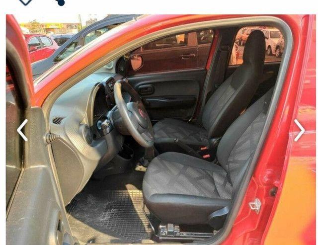 Fiat mobi 1.0 easy vermelho - Foto 5