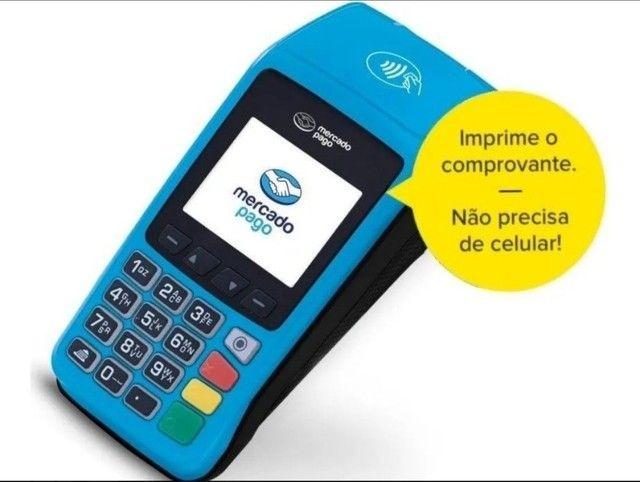 Maquina de passa cartão point pro  - Foto 2