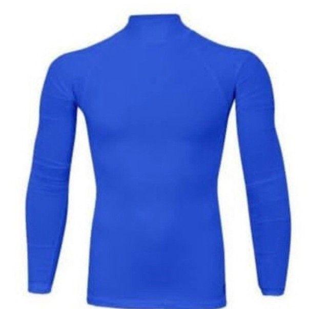Camisas térmicas com proteção UV +50 - Foto 2