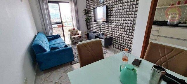 Apartamento à venda, 52 m² por R$ 220.000,00 - Canto do Forte - Praia Grande/SP
