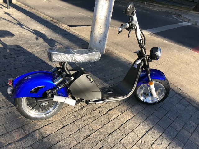 Scooter Eletrica 3000w Premium - 25AH - Foto 5