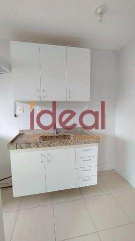 Apartamento para aluguel, 1 quarto, 1 vaga, Centro - Viçosa/MG - Foto 5