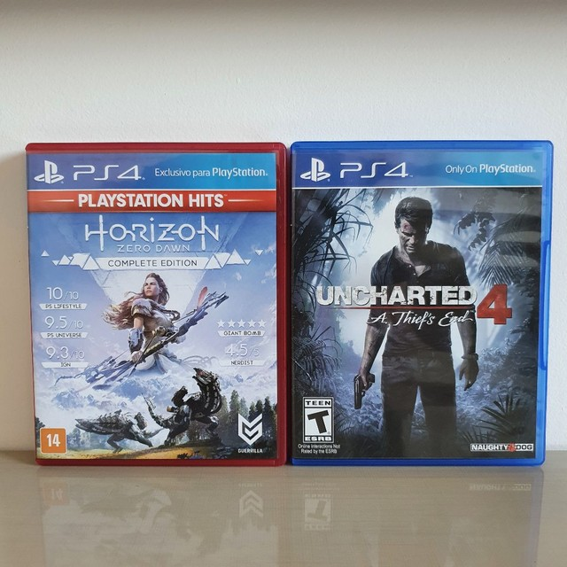 Jogos PS4 barato - R$ 40,00 CADA
