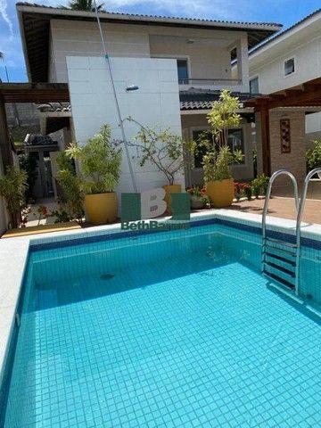 Casa em Condomínio para Locação em Lauro de Freitas, Centro, 4 dormitórios, 3 suítes, 4 ba - Foto 2