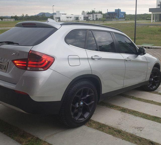 Bmw X1 , 4x4 , aceita troca maior valor BMW X5, GLC 250, Range Rover , Audi,Cayenne - Foto 14