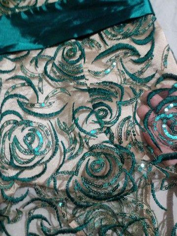 Vestido de festa longo - Foto 5