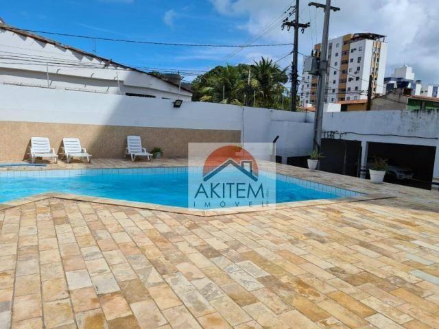 Apartamento com 1 quarto à venda, 40 m² por R$ 149.990 - Rio Doce - Olinda/PE - Foto 20
