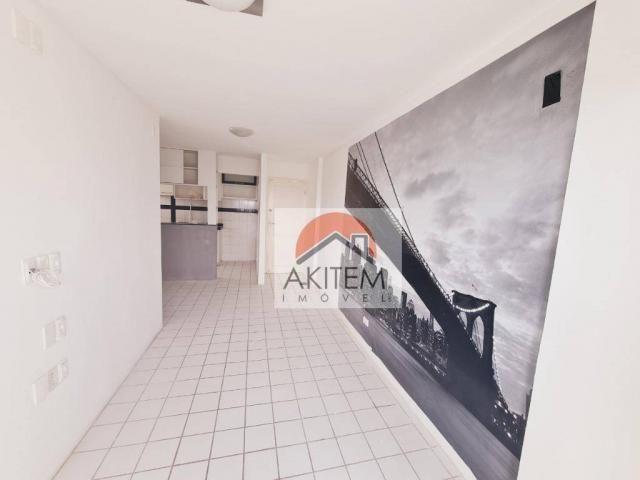 Apartamento com 1 quarto à venda, 40 m² por R$ 149.990 - Rio Doce - Olinda/PE - Foto 8