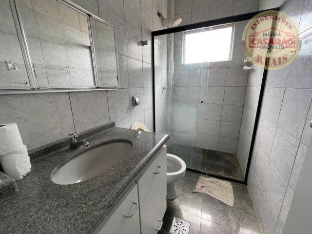 Apartamento com 2 dormitórios à venda, 72 m² por R$ 330.000 - Guilhermina - Praia Grande/S - Foto 10