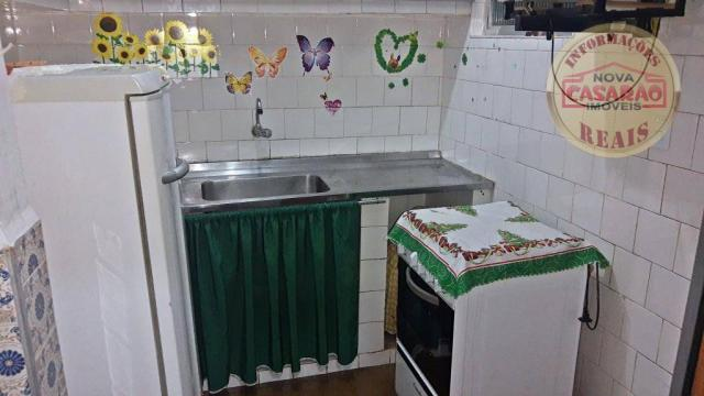 Kitnet à venda, 30 m² por R$ 130.000,00 - Tupi - Praia Grande/SP - Foto 3