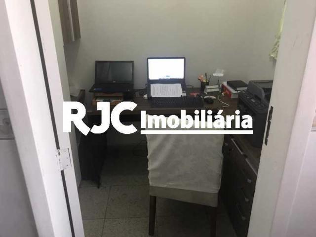 Apartamento à venda com 3 dormitórios em Rio comprido, Rio de janeiro cod:MBAP33336 - Foto 16