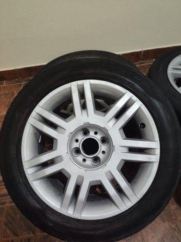 5 Rodas aro 16 com pneu  - Foto 3