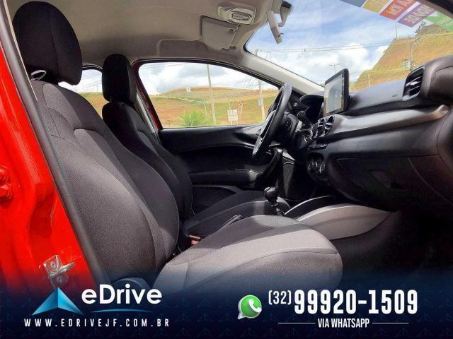 Fiat Argo Drive 1.0 6V Flex - IPVA 2021 Pago - 4 Pneus Novos - Sem Detalhes - 2020 - Foto 17