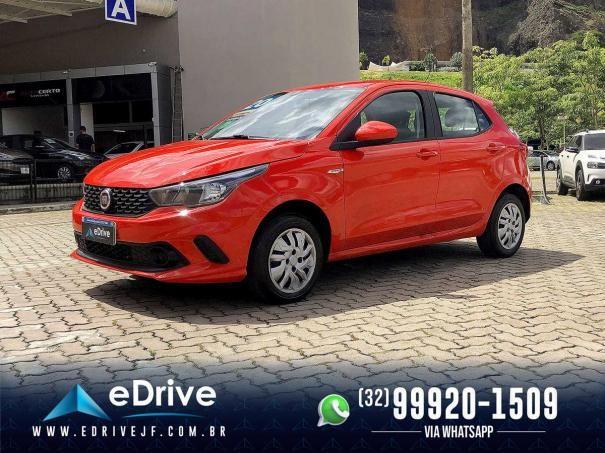 Fiat Argo Drive 1.0 6V Flex - IPVA 2021 Pago - 4 Pneus Novos - Sem Detalhes - 2020 - Foto 4