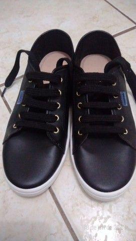 01 Sapatos seminovos N° 36