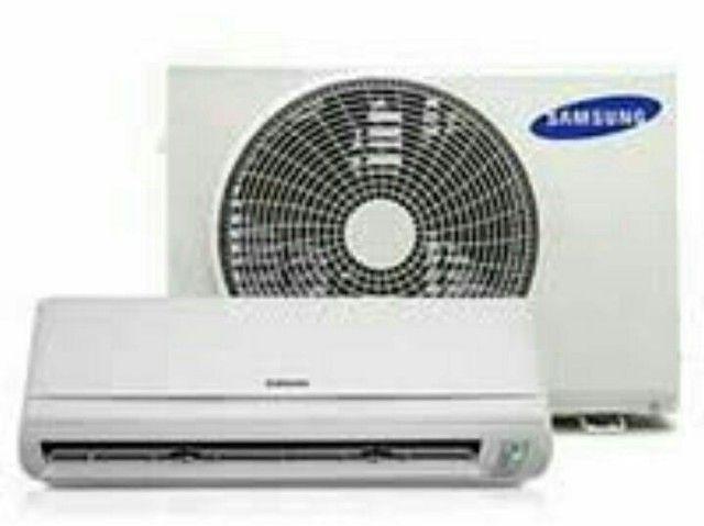 ar condicionado samsung 12.000btus quente frio